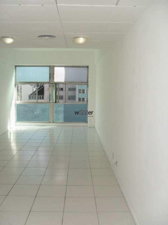 Sala Comercial 33m² à venda Avenida Rio Branco,Centro,RJ - R$ 140.000 - 0138009 - 1