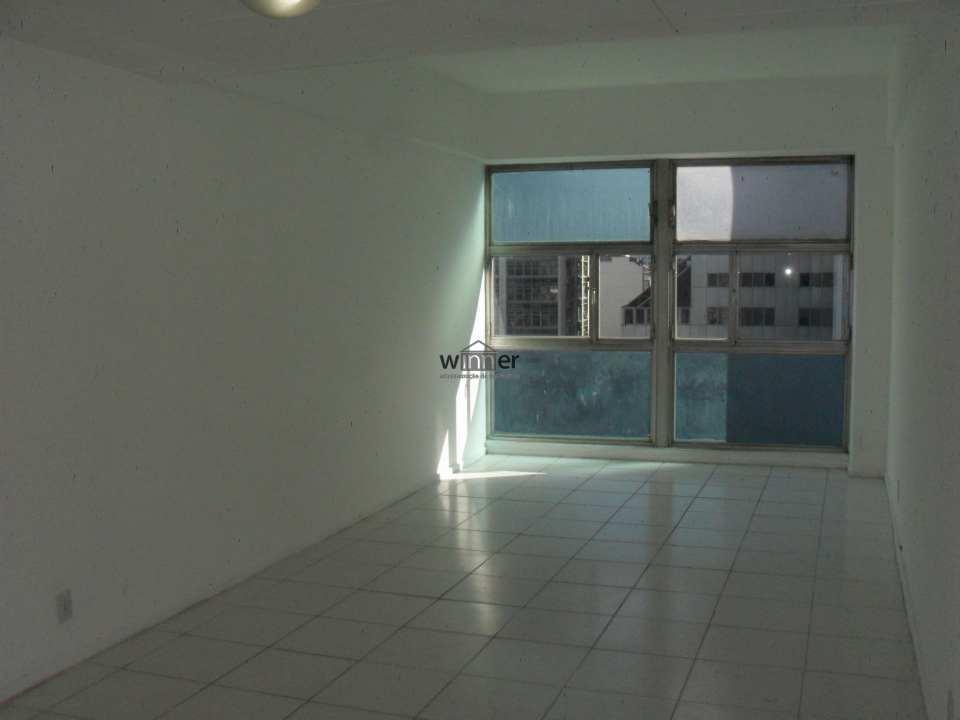 Sala Comercial 33m² à venda Avenida Rio Branco,Centro,RJ - R$ 140.000 - 0138009 - 7